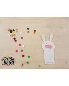 Il coniglio marionetta