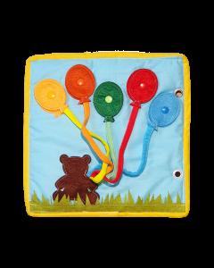 L'orsetto dei palloncini