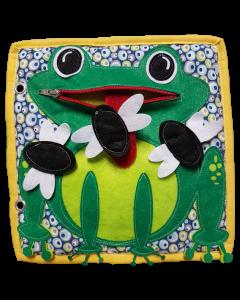 La rana Acchiappamosche